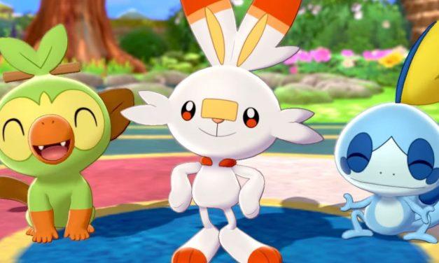 Pokémon Epee et Bouclier détrônent les versions Diamant et Perle