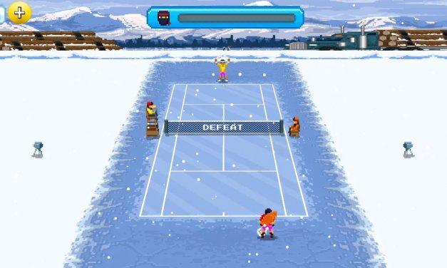Super Tennis arrive sur Nintendo Switch, mais ce n'est pas celui que vous pensez !