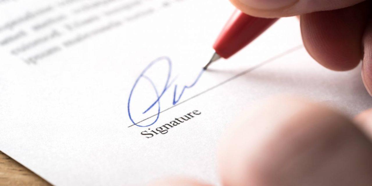 Acte authentique notarié, de quoi s'agit-il ?