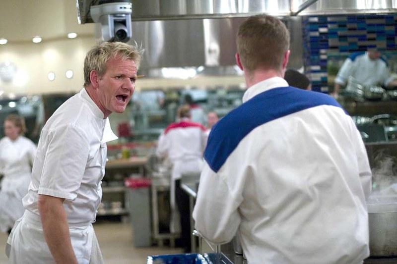 Gordon Ramsay : Combien d'étoiles au guide Michelin à t-il aujourd'hui ?