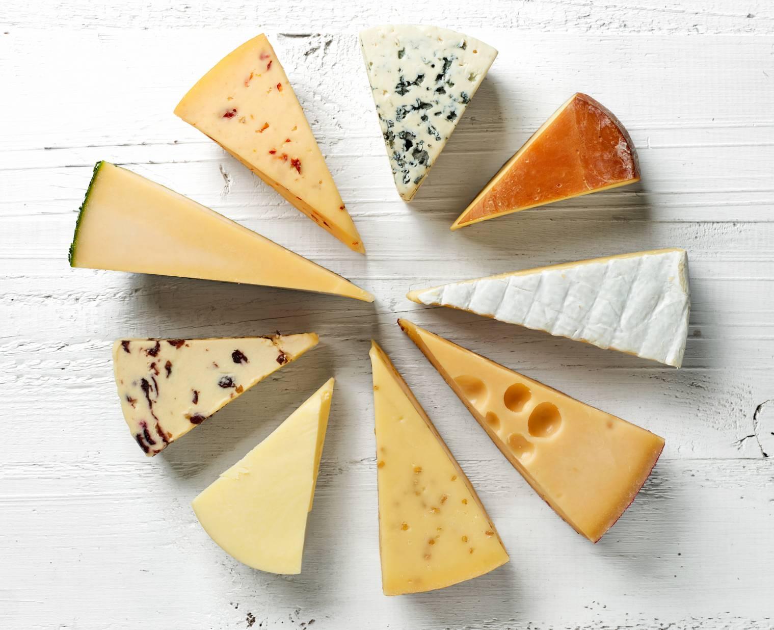 comment decouper le fromage