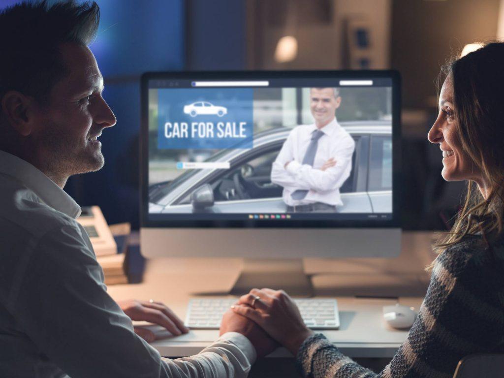acheter une voiture allemande sur le web
