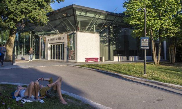 Biographie d'Edvard Munch