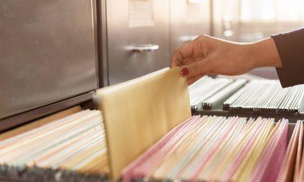 Stockage de documents administratifs