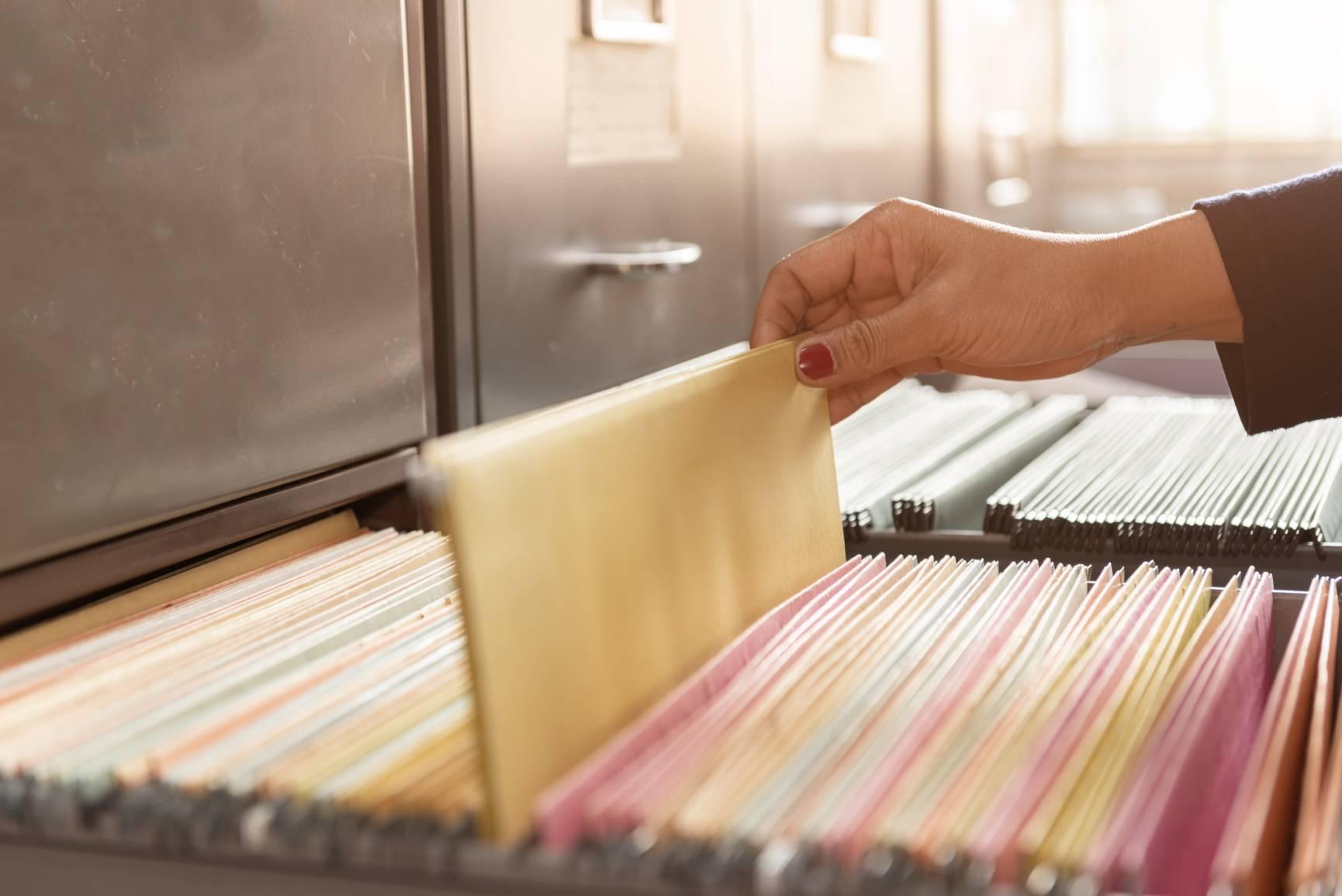 Stockage de documents administratifs : nos conseils et astuces