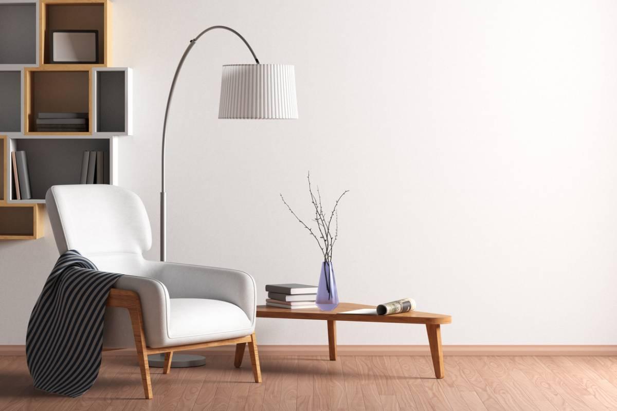 Quel type de lampadaire pour quelle pièce ? Astuces pour bien choisir