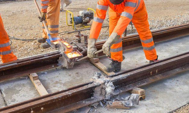 Chantiers ferroviaires : louer un matériel adapté