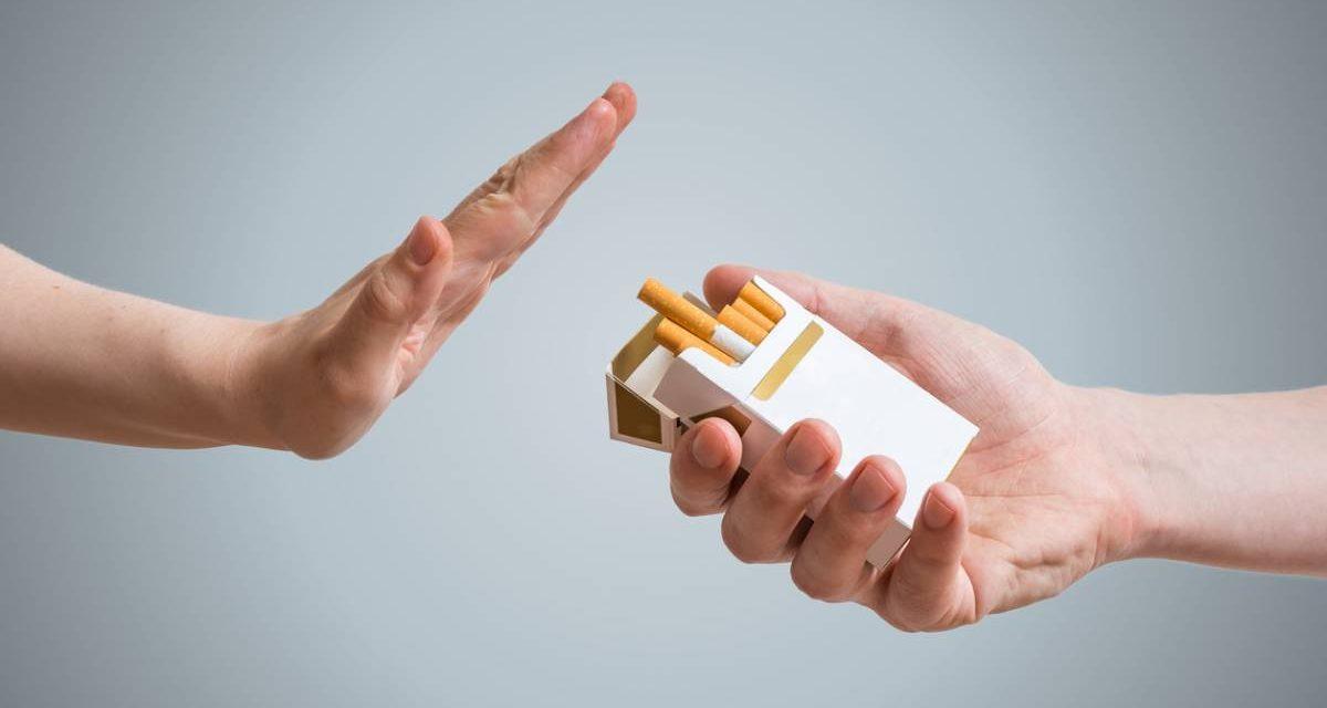 J'ai décidé d'arrêter de fumer !