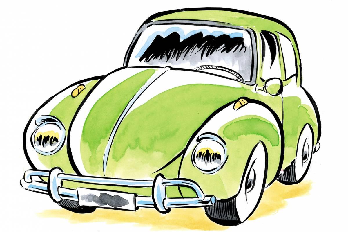 cadeau passionné voiture