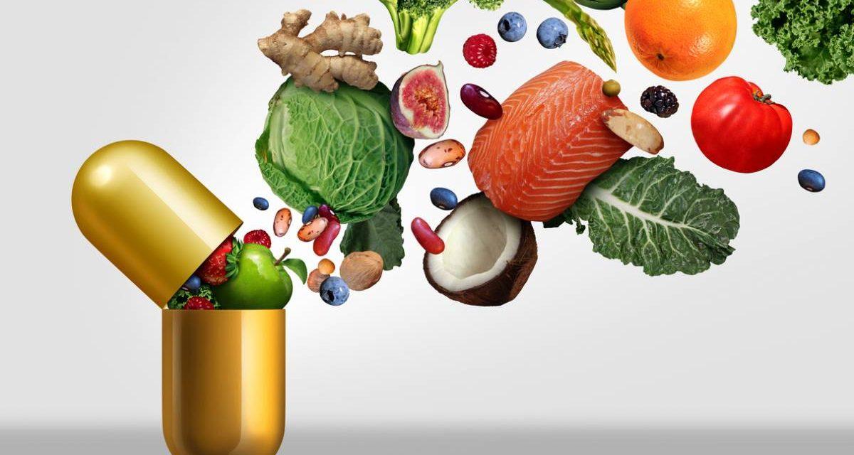 Les compléments alimentaires se mettent au naturel