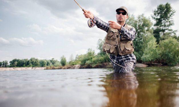 Quel matériel pour la pêche en cours d'eau ?