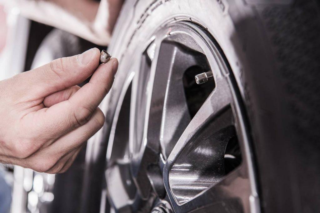 les pneus de caravane