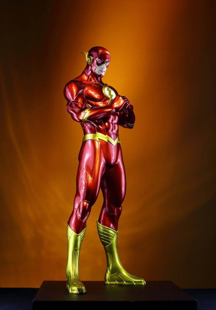 justice league figurine