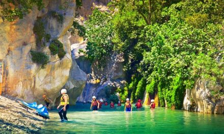 Top activité outdoor : le canyoning