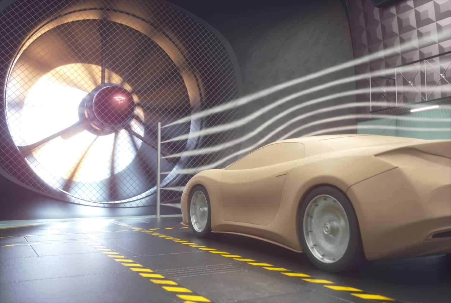 definition aerodynamisme